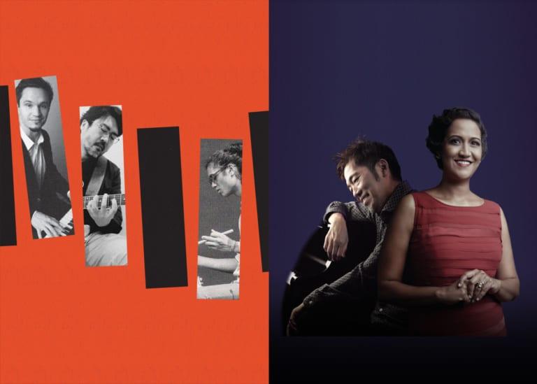 Esplanade's Mosaic Music Series: Andrew Lim Trio and Chōwa