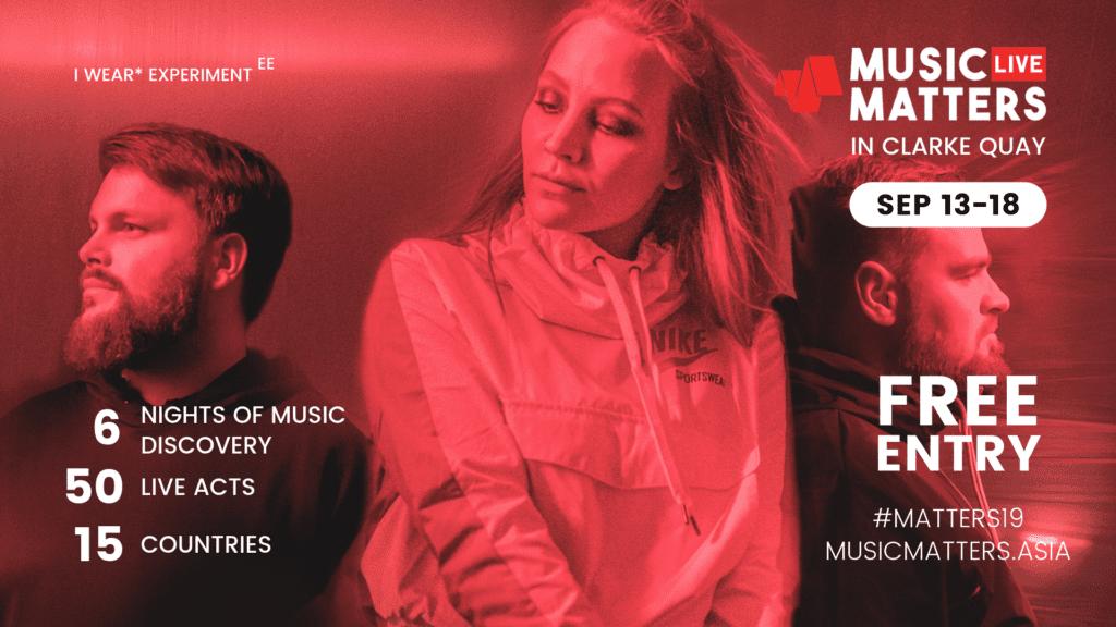 Music Matters Live 2019