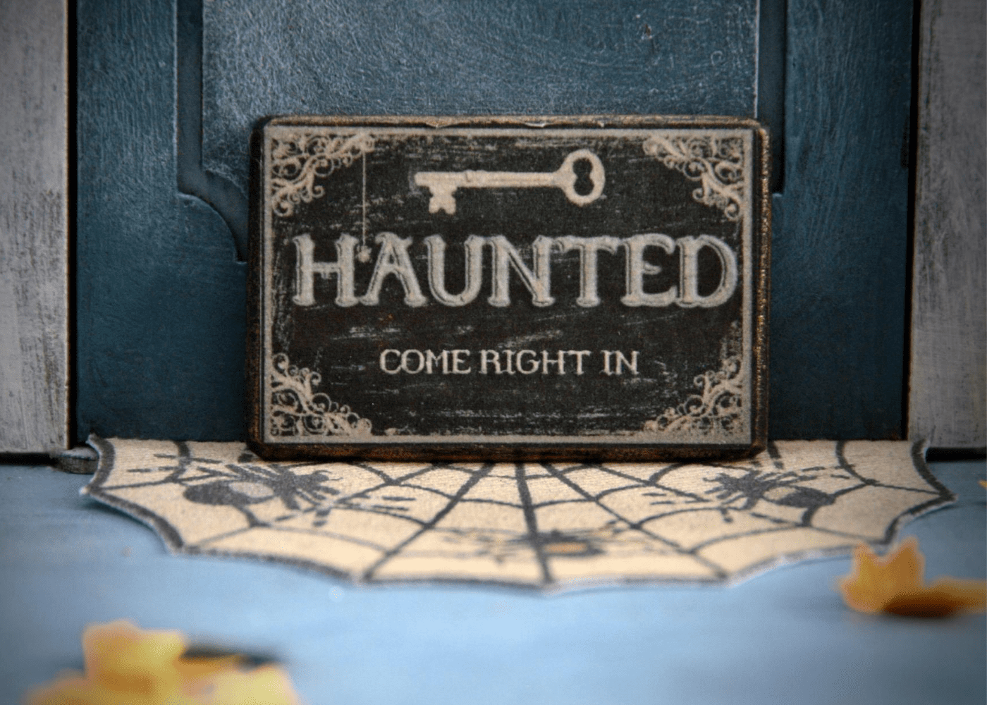 haunted sign | singapore ghost stories