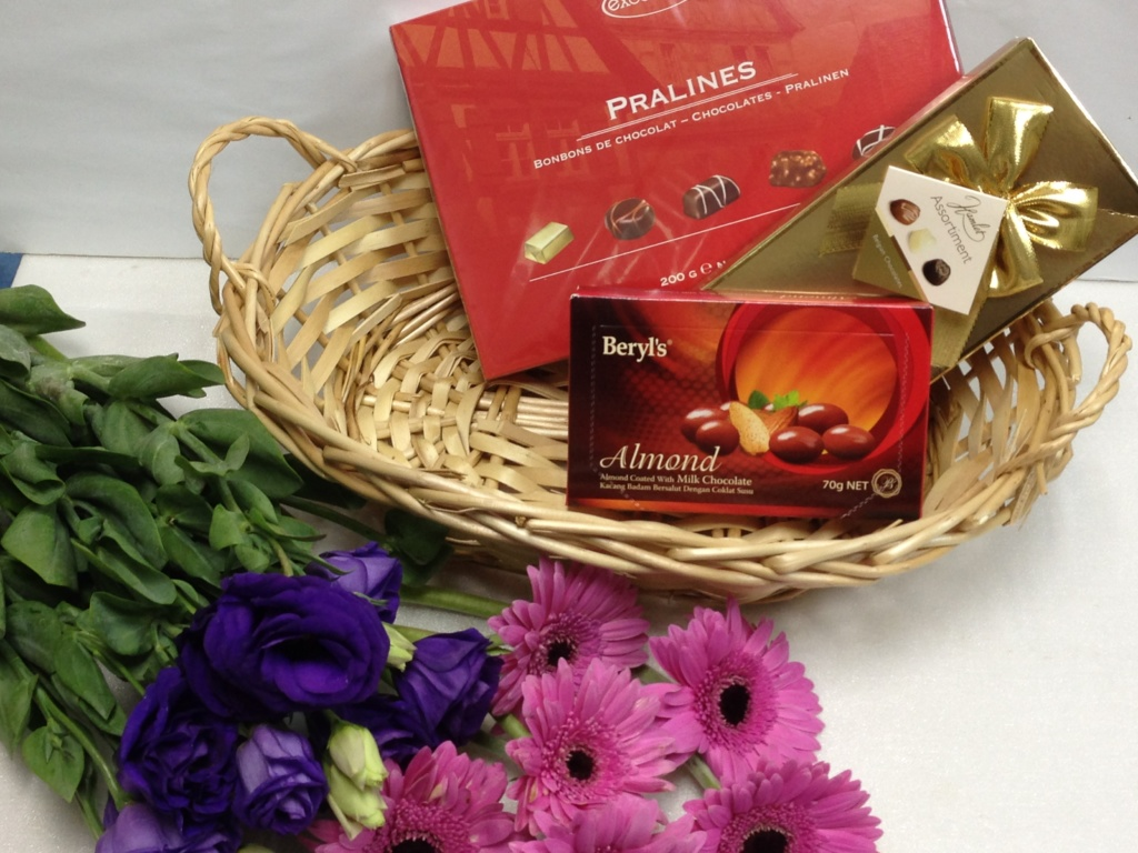 Gift with Hampers Workshop