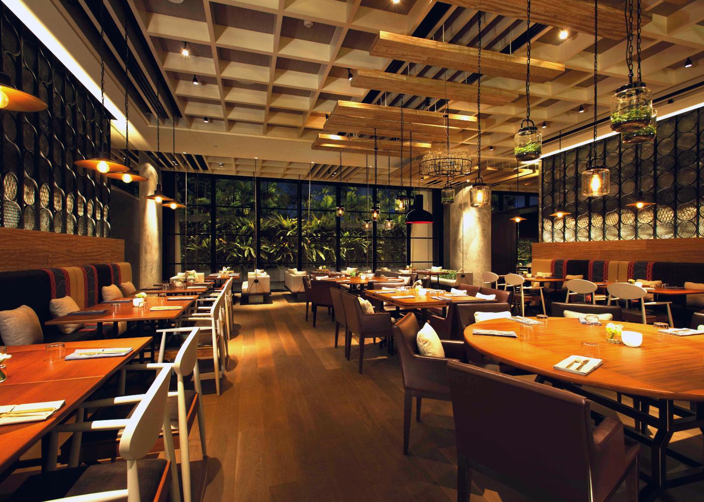 Adrift by David Myers | Best restaurants in Singapore