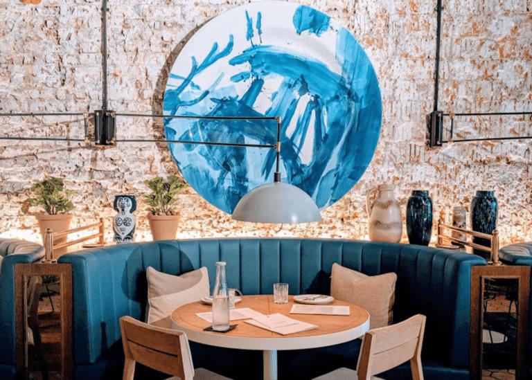 Olivia Restaurant & Lounge schools us on the cosmopolitan flavours of Barcelona