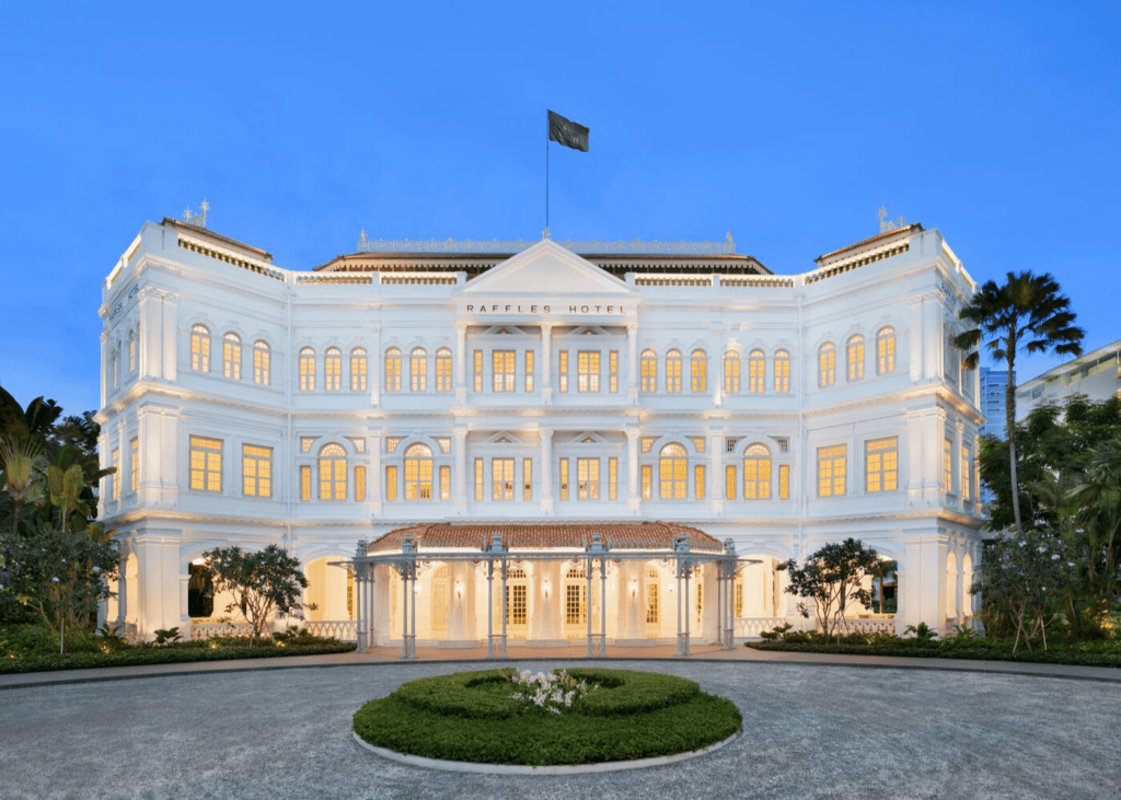 An Iconic Return – The Raffles Reopening Festival