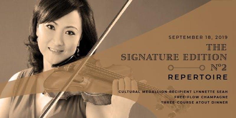 The Signature Edition No. 2: Repertoire feat. Lynnette Seah