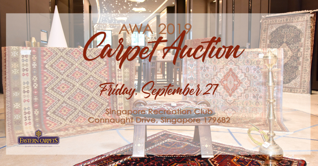 AWA 2019 Carpet Auction