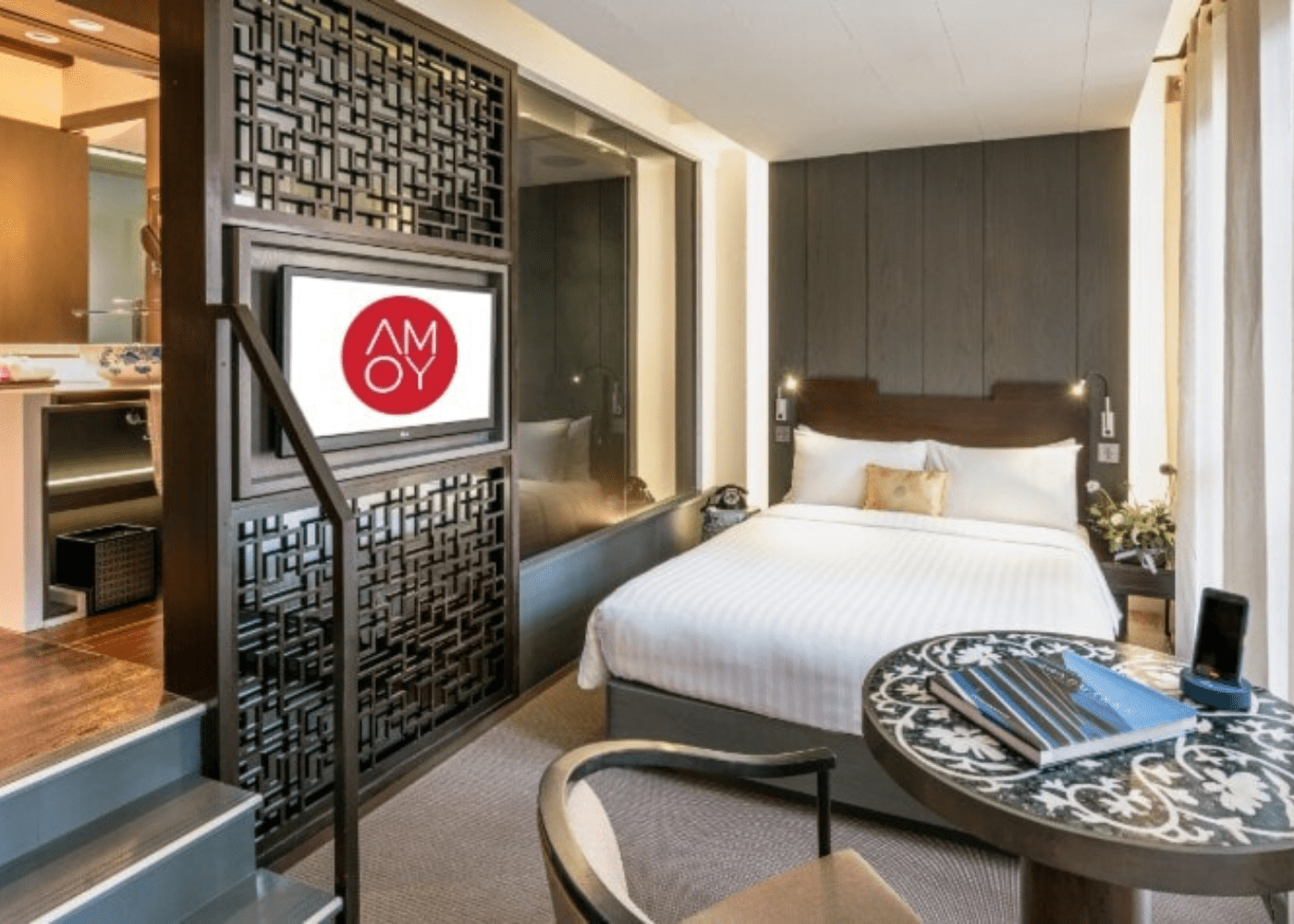 Amoy Hotel | Best boutique hotels in Singapore