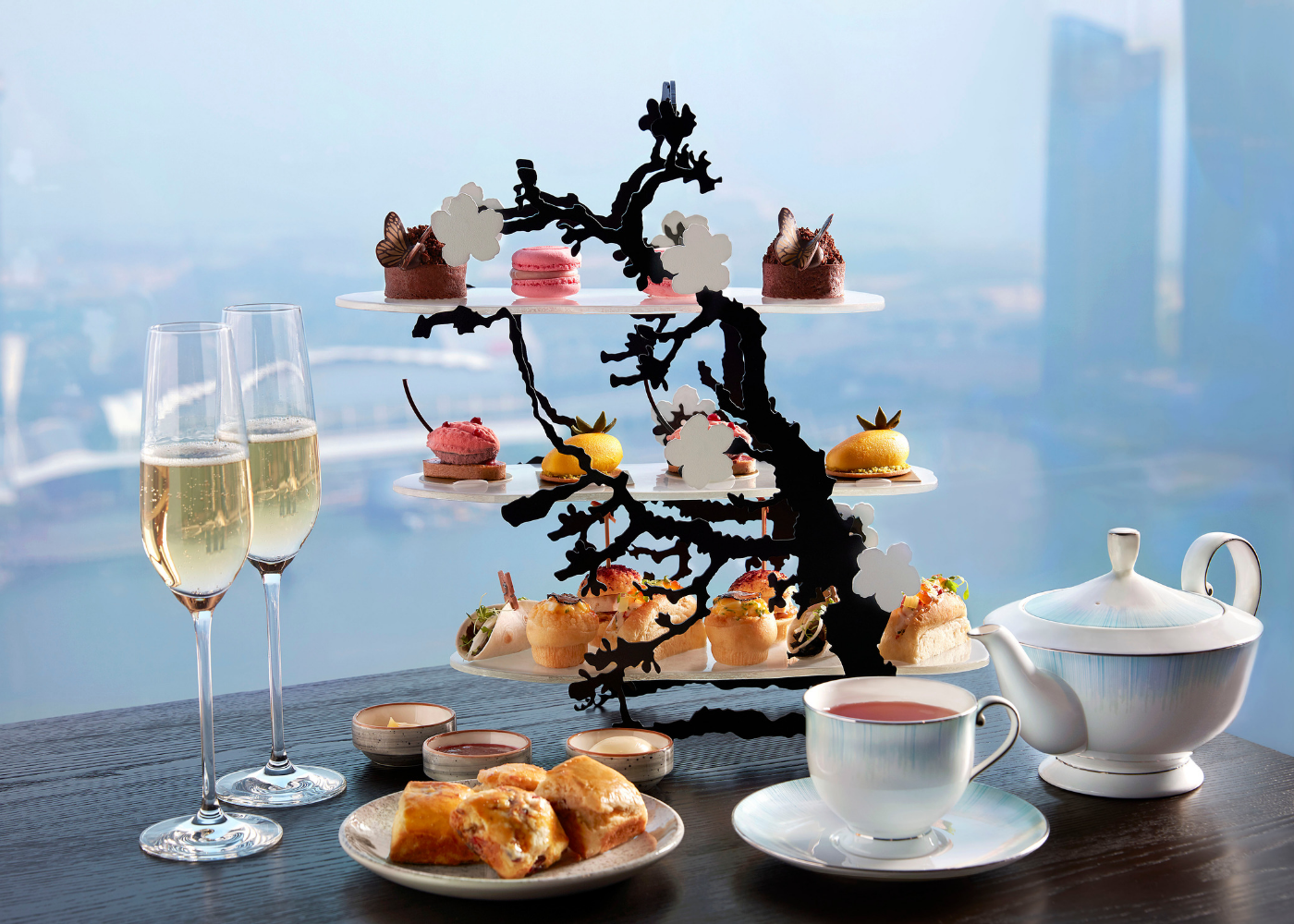 Skai's new high tea | Afternoon tea Singapore