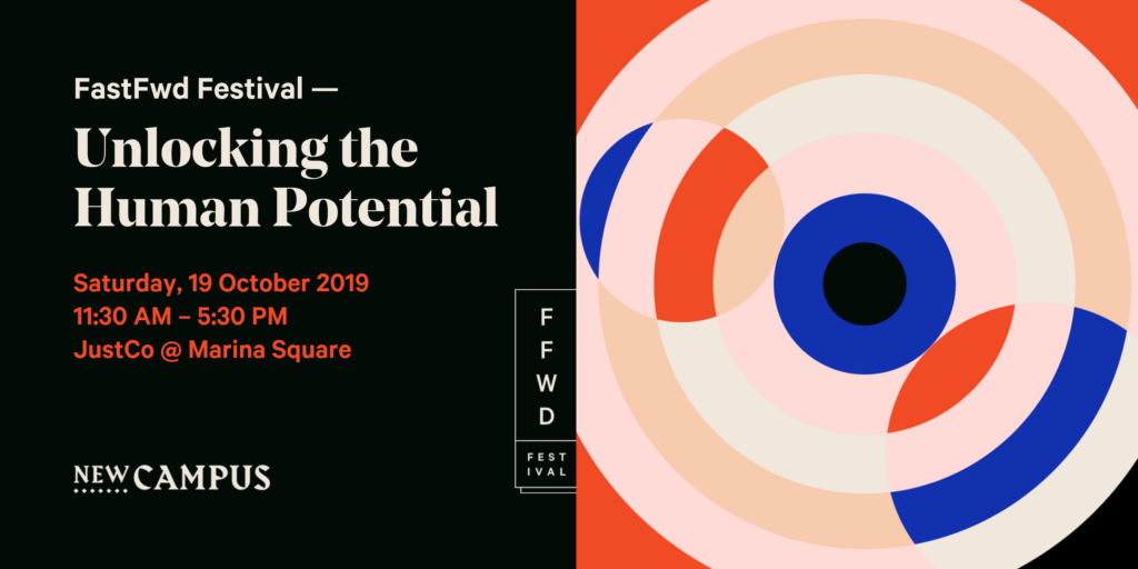 NewCampus's FastFwd Festival: Unlocking the Human Potential