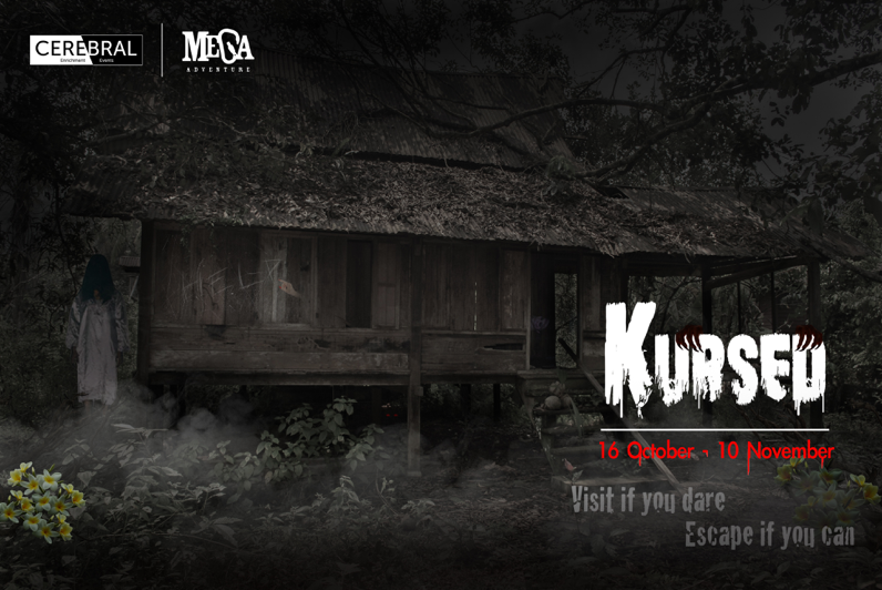 """KURSED"" – Visit if you dare, escape if you can"