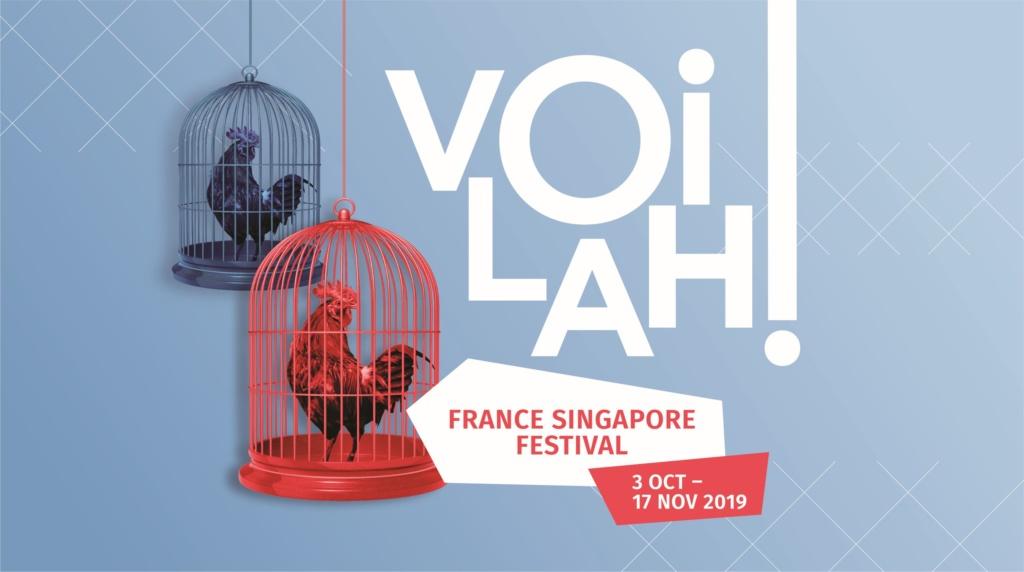 Voilah! France Singapore Festival
