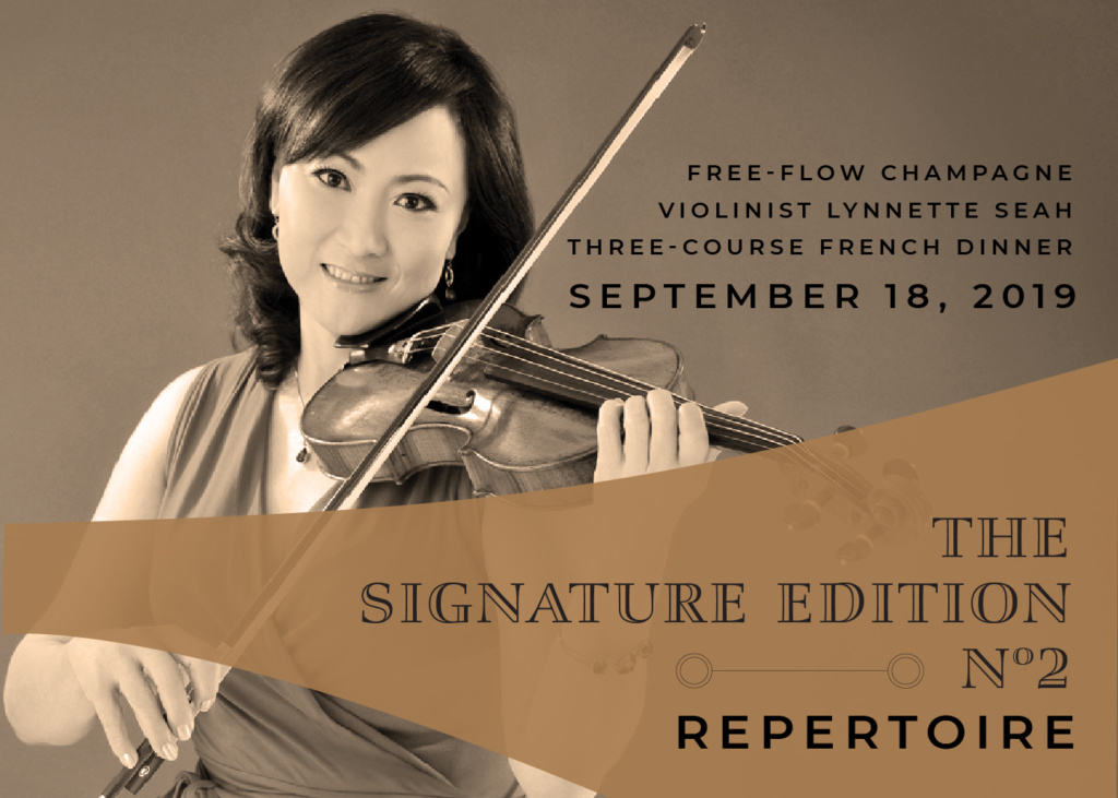 Maduro: The Signature Edition No. 2 Featuring Violinist Lynnette Seah