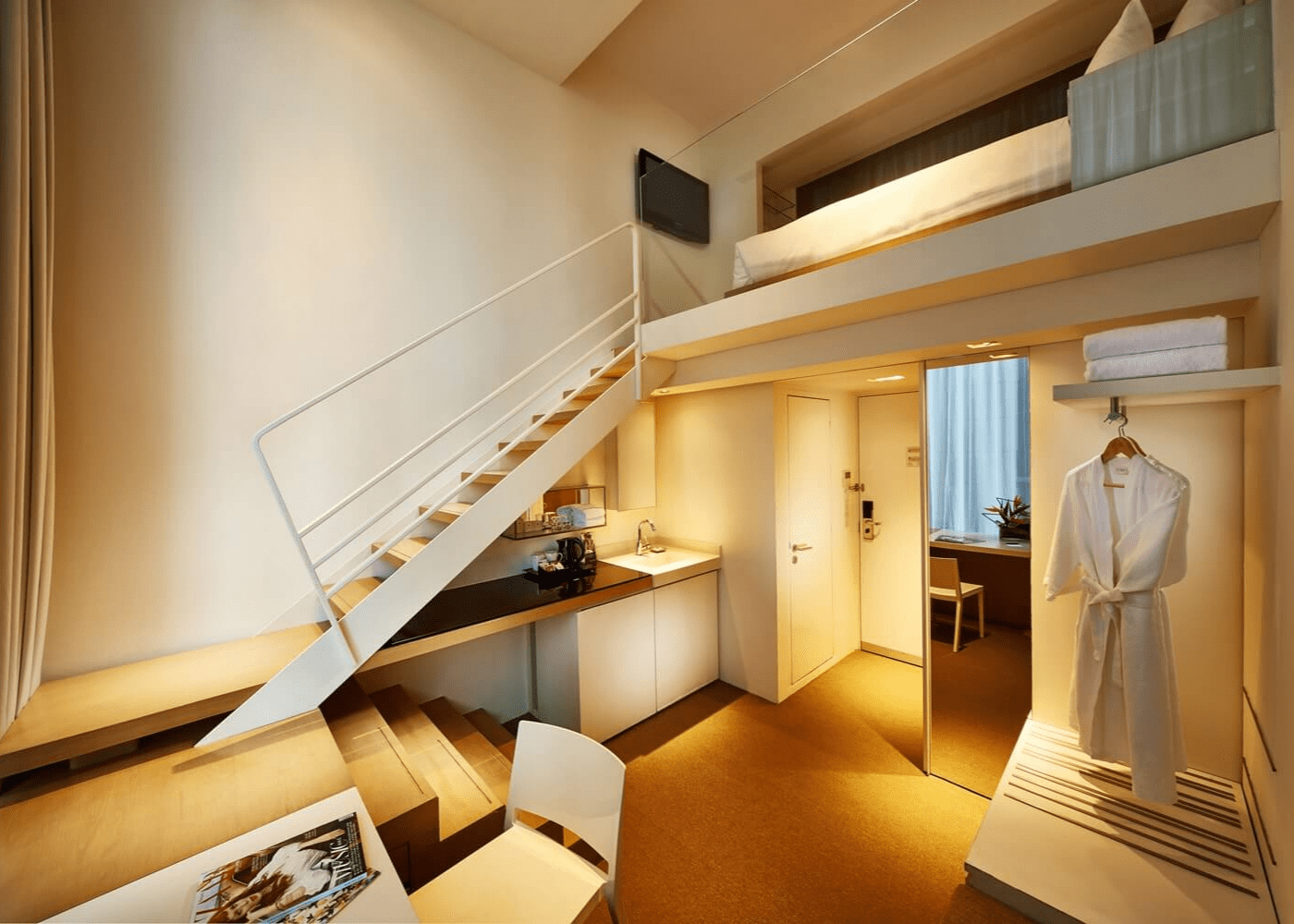 Studio M | Best boutique hotels in Singapore