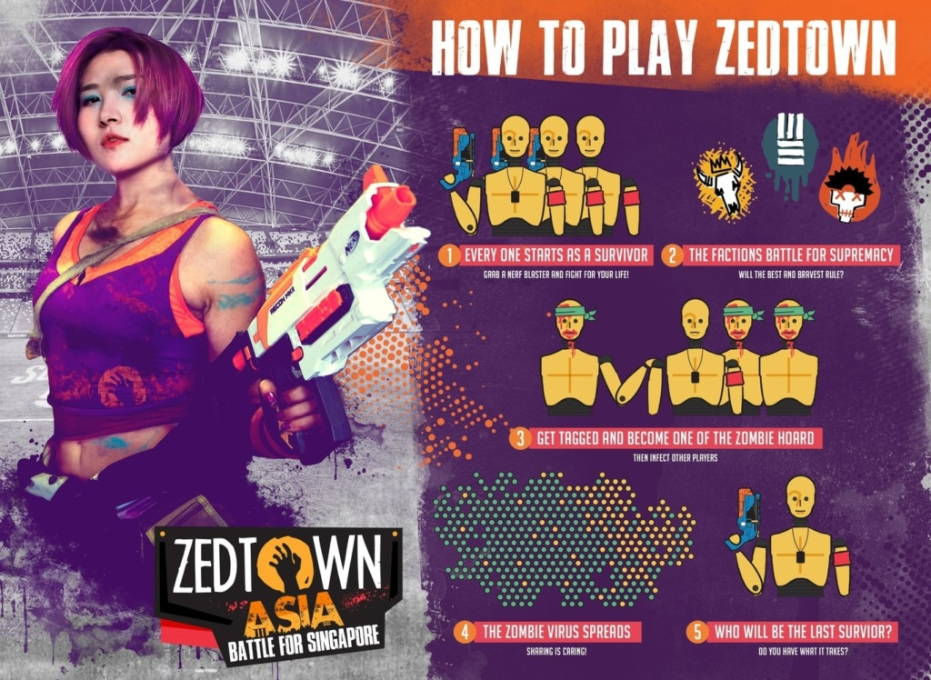 Zedtown Asia: Battle for Singapore