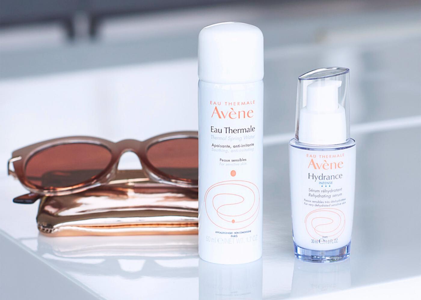 Hello, supple skin. Photography: Avene