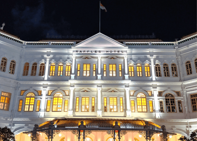 The Grand Dame is back: Get (or win) your tickets to An Iconic Return – The Raffles Reopening Festival