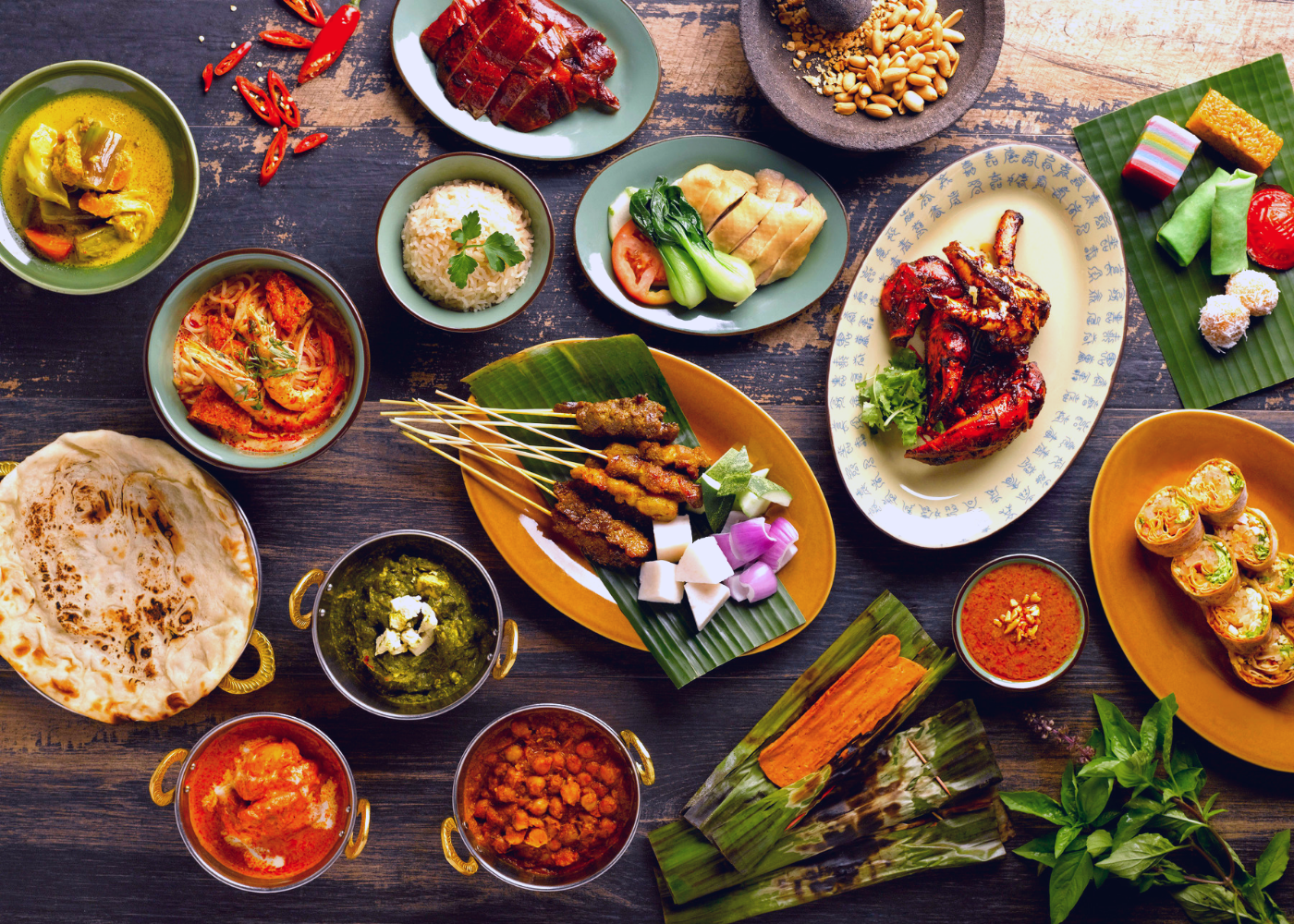 Sound the weekend klaxon, because StraitsKitchen at Grand Hyatt Singapore has launched its first-ever weekend afternoon tea buffet