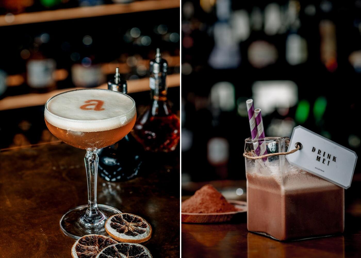 AlleyBar | Hot new bars in October 2019