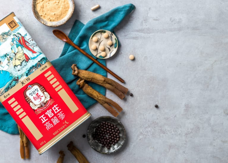 Korean Red Ginseng: The trick to staying energised and glowing all day
