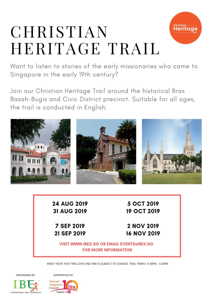 Christian Heritage Trail