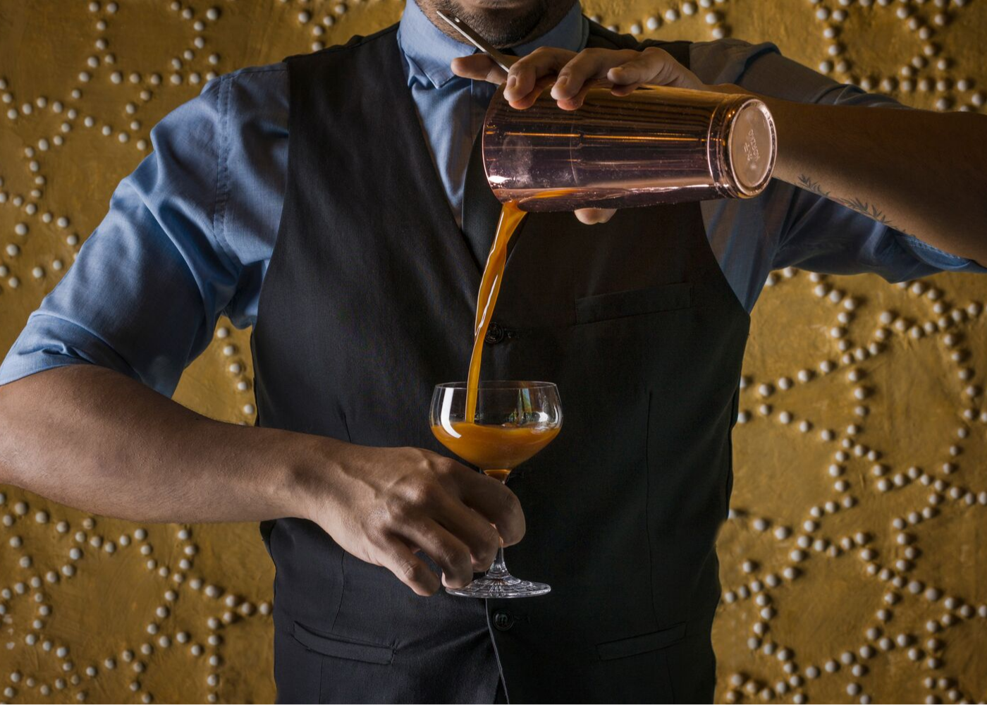 Hot New Bars & Tipples in October 2019: a 70s après ski scene, desi goodness, reimagined liquid mains and Hendrick's Orbium takeover