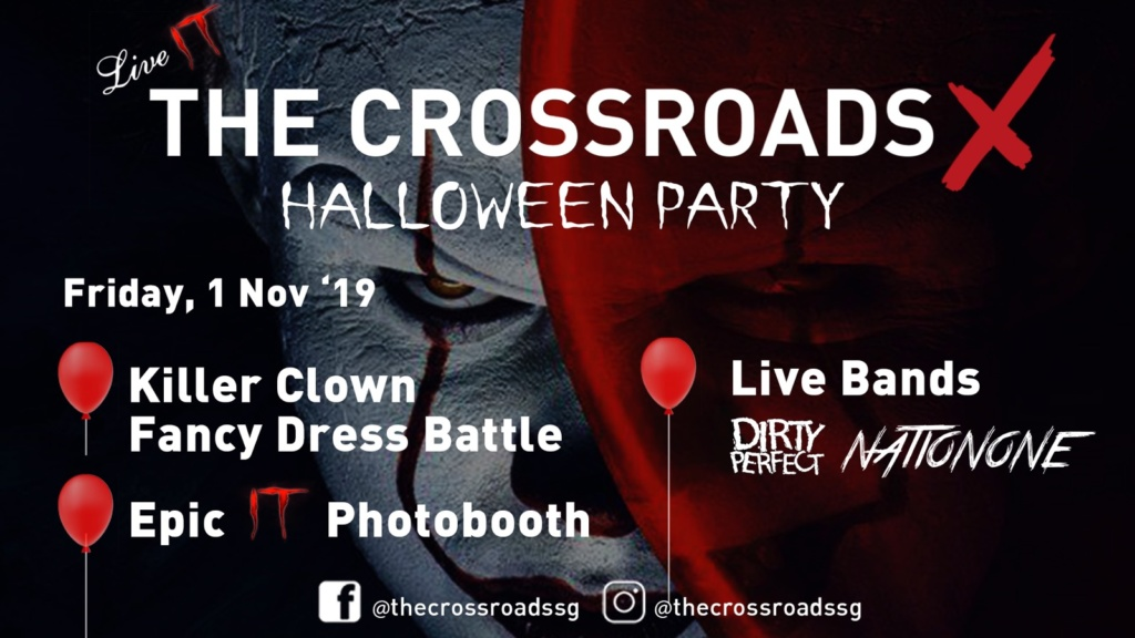The Crossroads Halloween Party