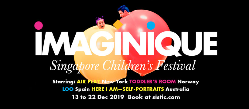 Air Play (New York) at Imaginique Singapore Children's Festival