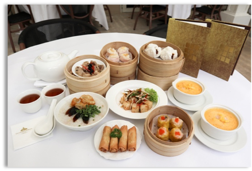 Exquisite Dim Sum Lunches at Min Jiang