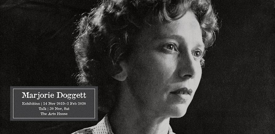 Marjorie Doggett – Curator's Talk