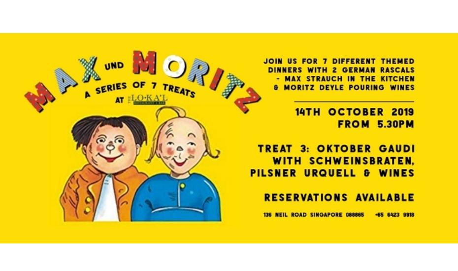 Max Und Moritz – Treat 3: Oktoberfest Gaudi