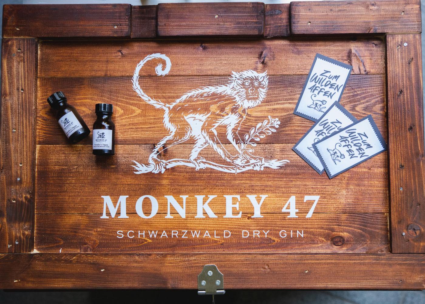 Monkey 47 pop up