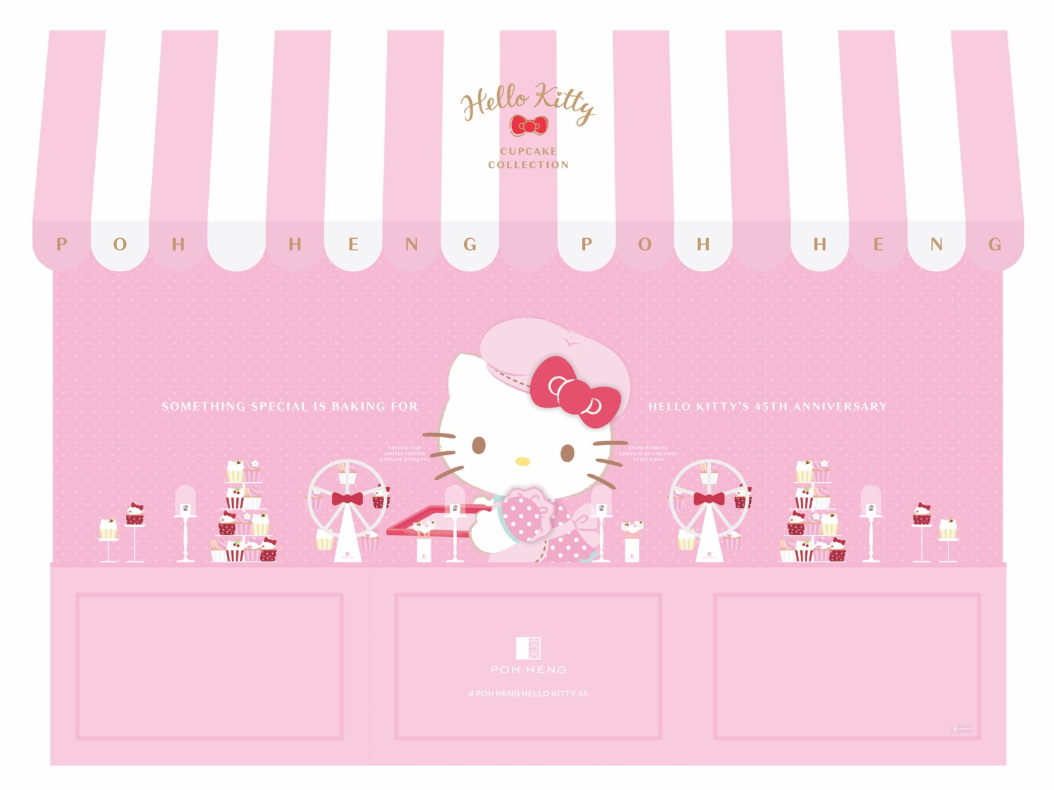 Poh Heng Hello Kitty Bakery Honeycombers Singapore