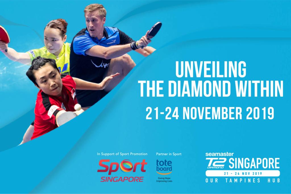 Seamaster T2 Diamond 2019 Singapore