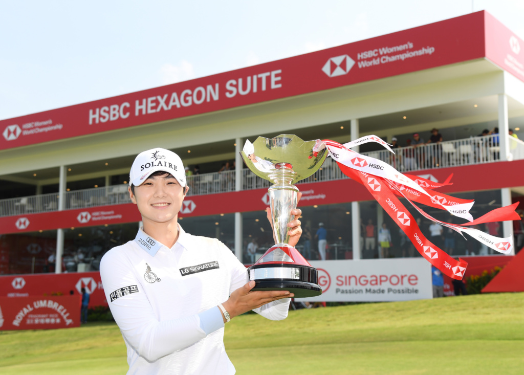 HSBC Women's World Championship 2020