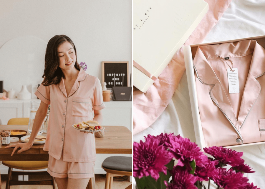 Susy and Bae   where to buy pyjamas, loungewear and robes in Singapore