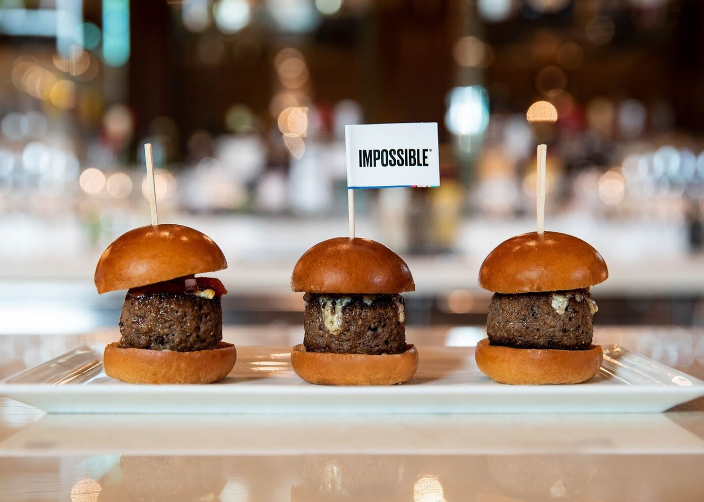 Impossible Foods in Singapore