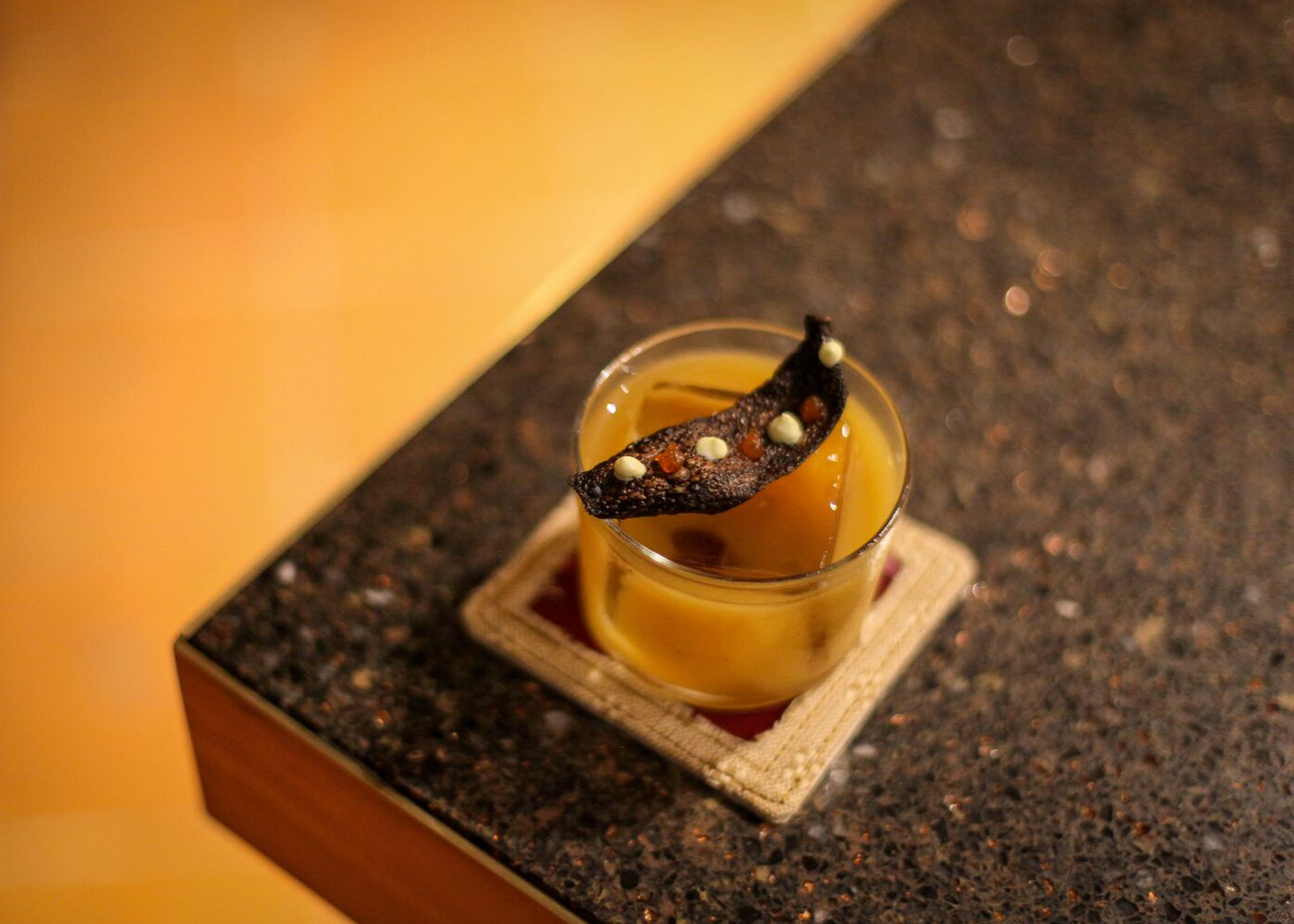The Elephant Room Tekka Cocktail