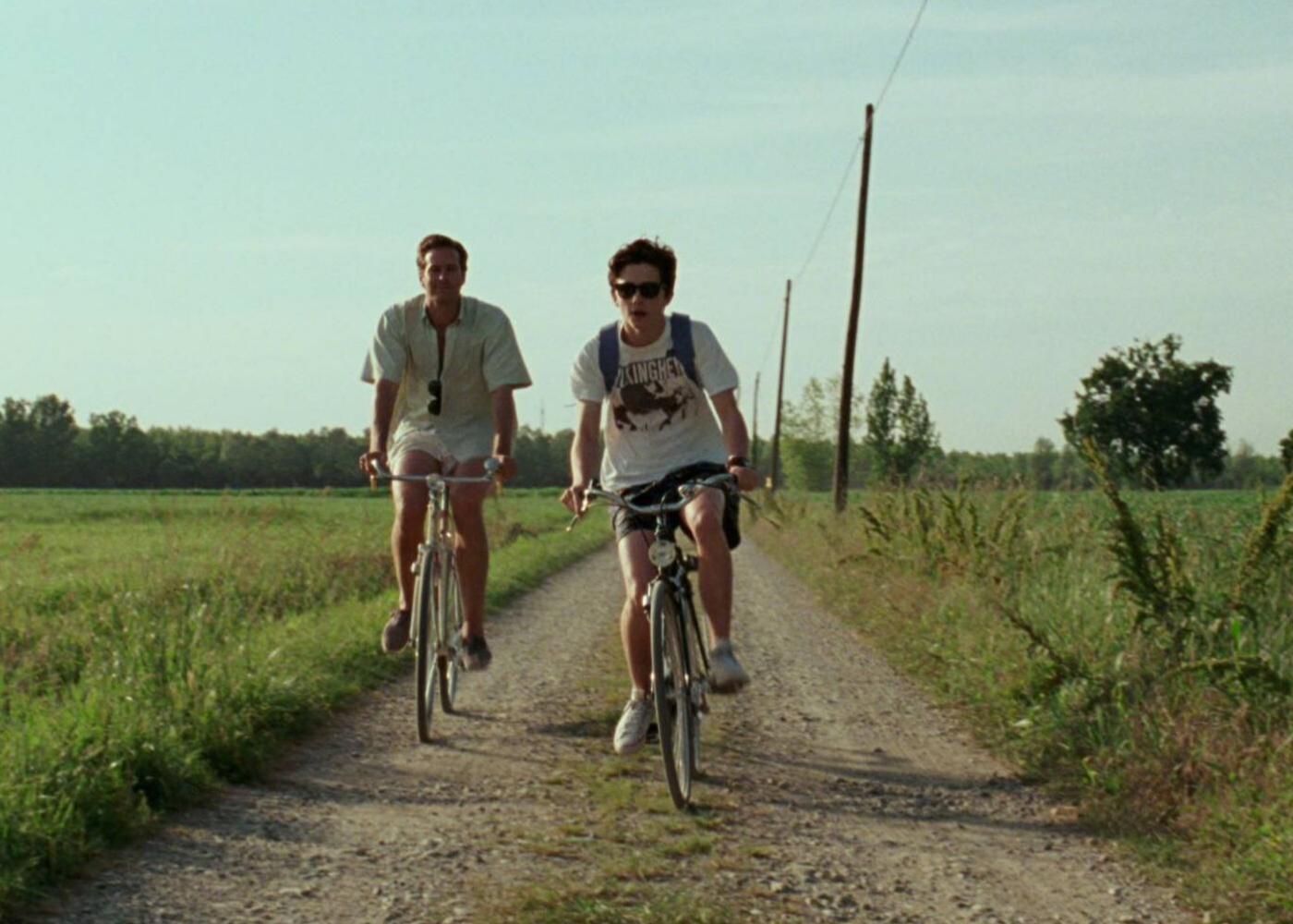 Call Me By Your Name LGBTQ film