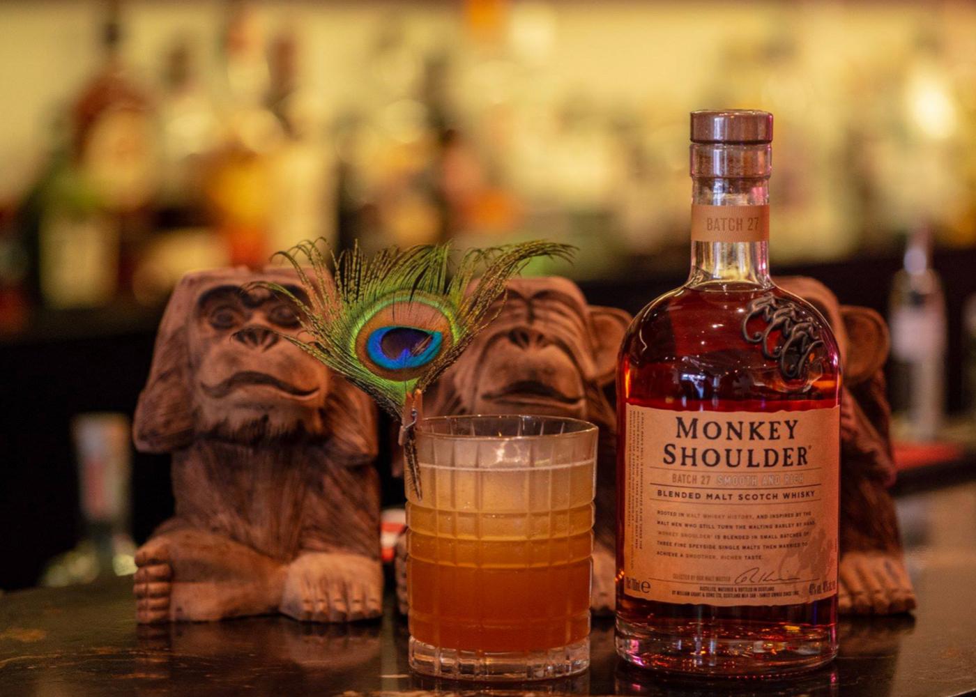 Indian-inspired bars Flying Monkey