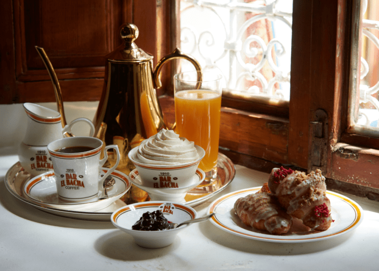Hot New Cafe: Experience Morocco's opulent coffee culture at Bacha Coffee