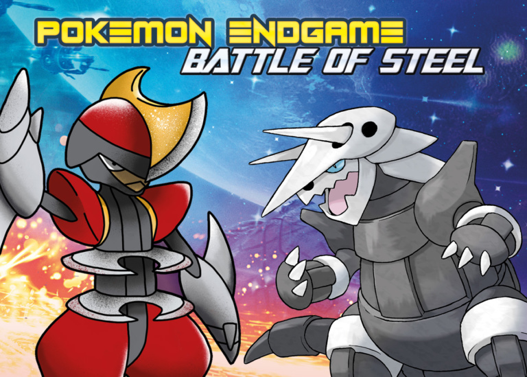 Pokemon Endgame Battle of Steel Lego Robotics Coding Winter Camp