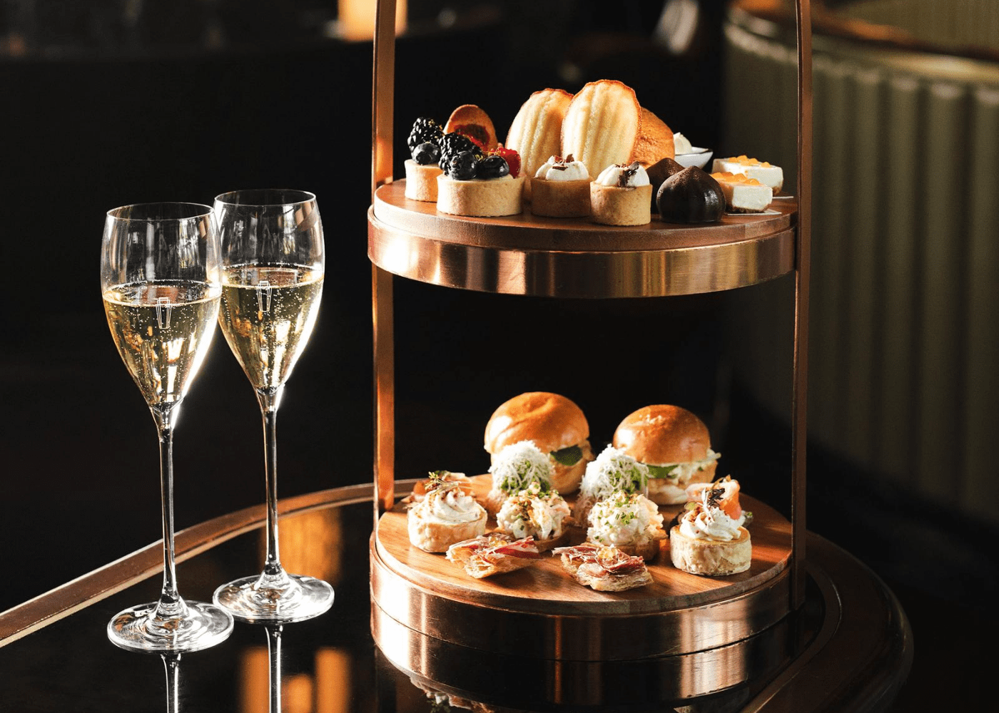 The work week treat you need: Afternoon tea in Singapore for a weekday luxury