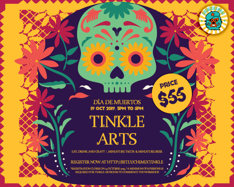Tinkle Arts @ Chimichanga