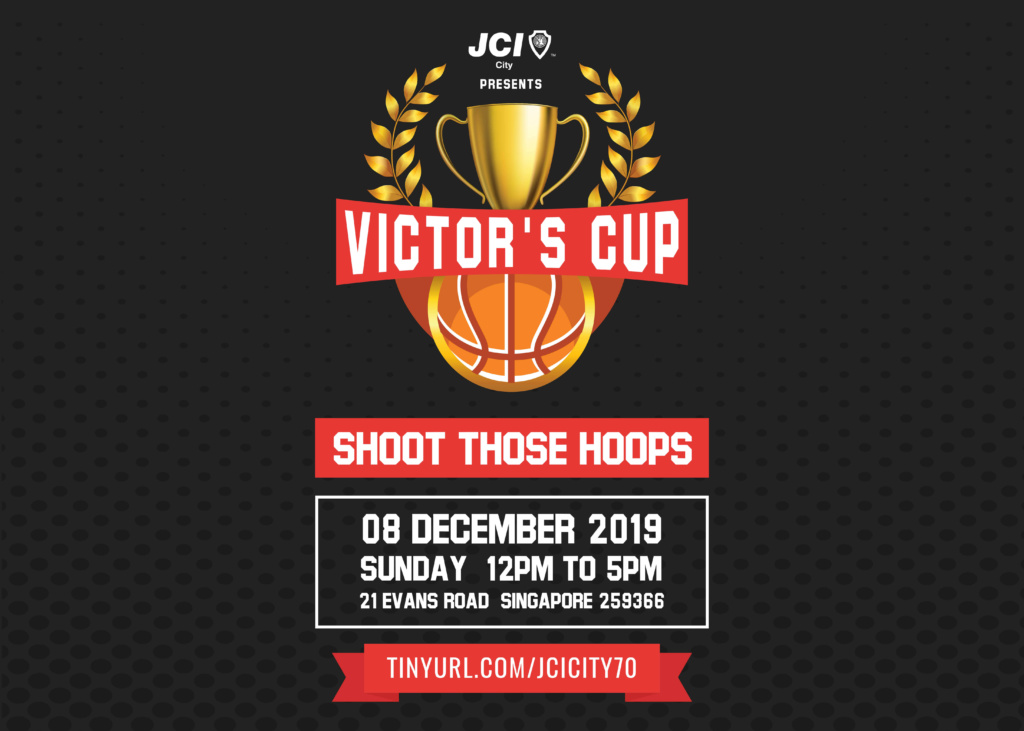 Basketball and Community Captain's Ball Tournament – Victor's Cup