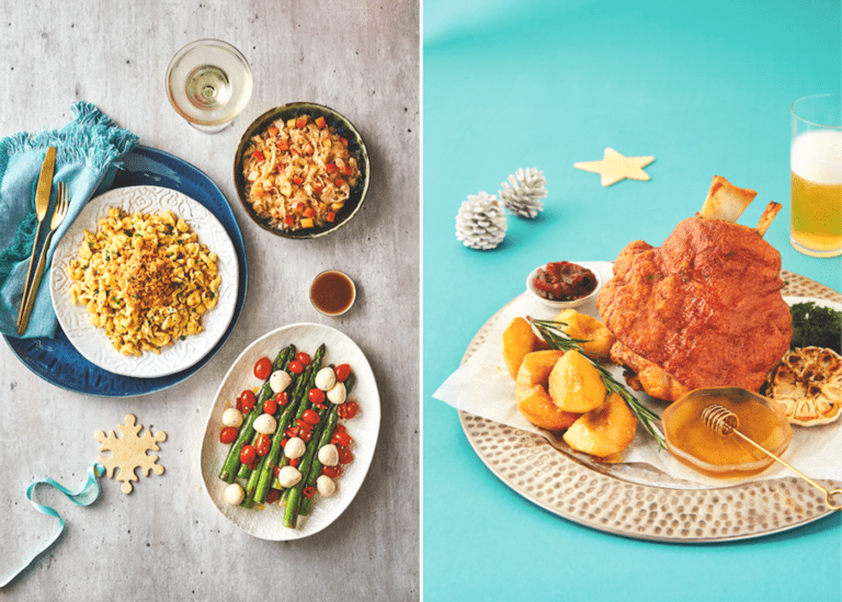 Christmas party prep made simple: We've curated festive feasting menus for all occasions from Cold Storage