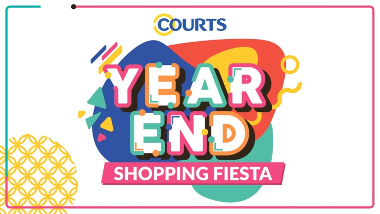 COURTS Year End Shopping Fiesta