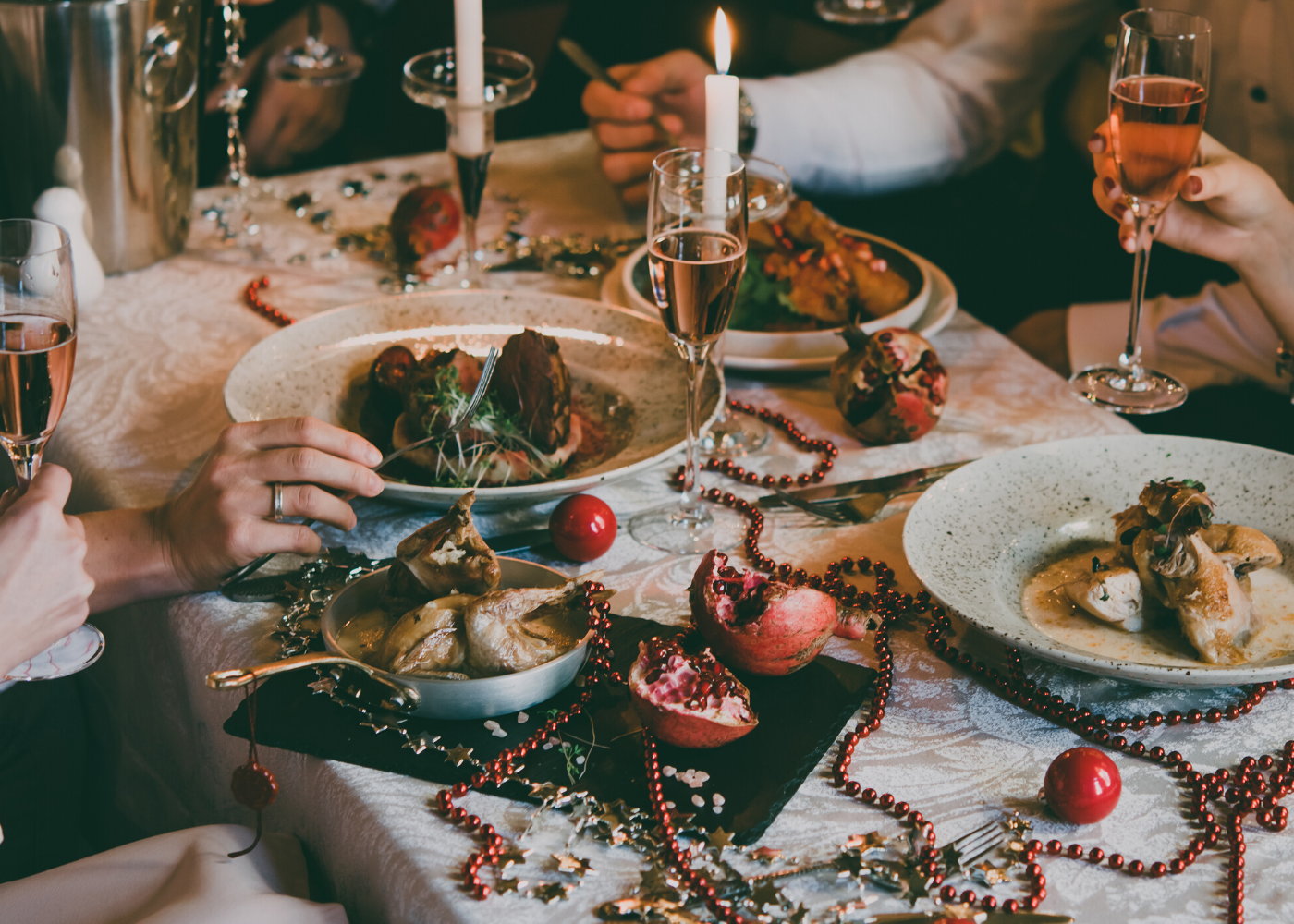 Christmas menus to try in 2019