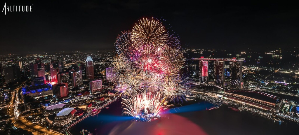 1-Altitude New Year's Eve 2019: Sky-High Fireworks ...