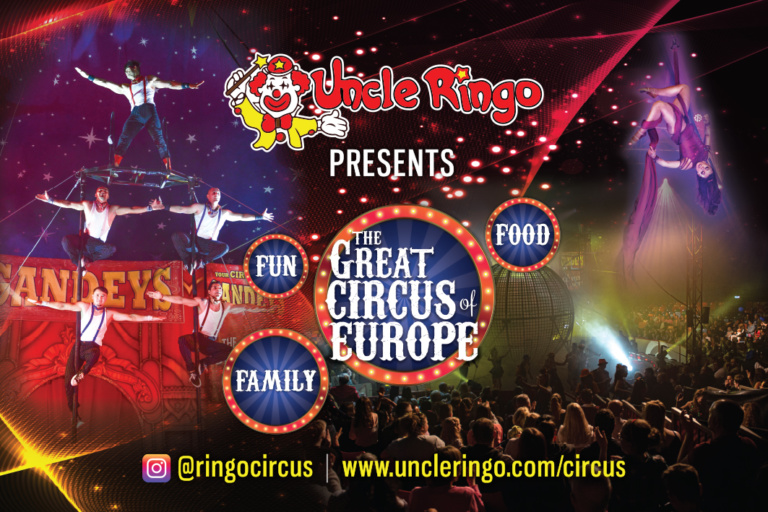 Uncle Ringo Presents The Great Circus of Europe