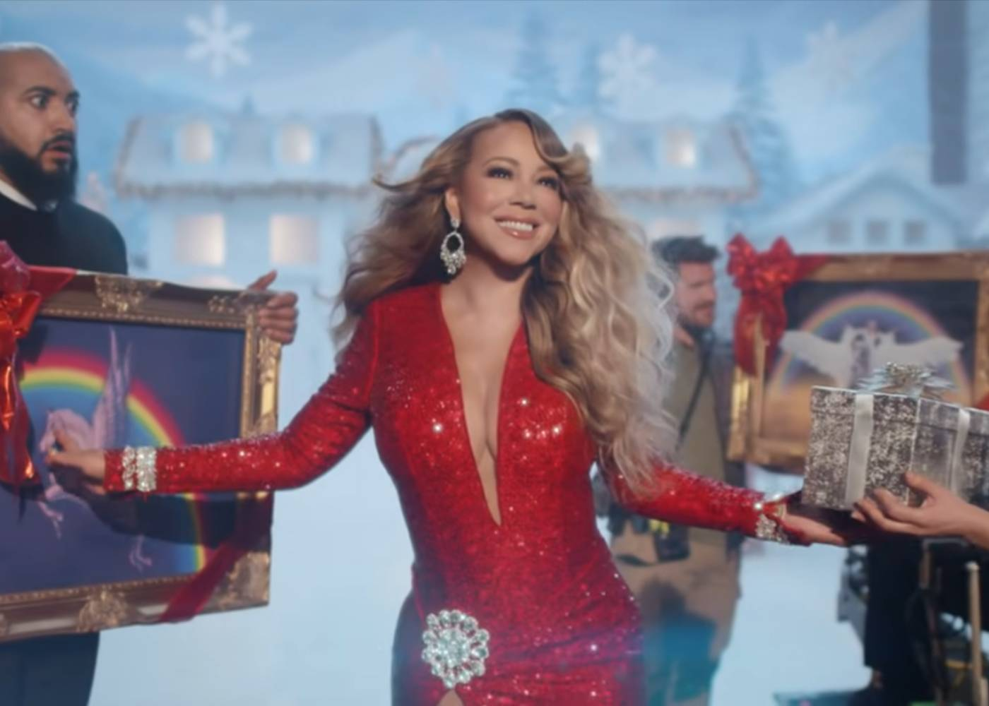 Mariah Carey: The undisputed Queen of Christmas