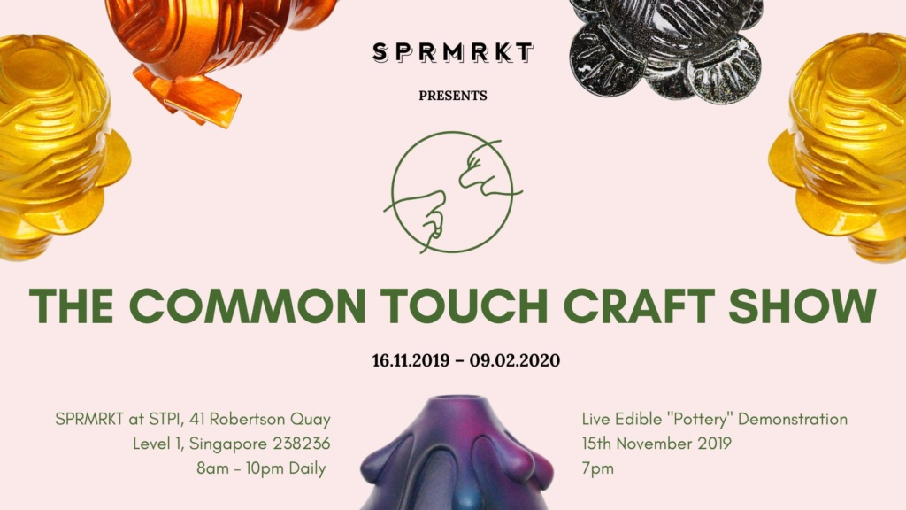 The Common Touch Craft Show: Opening